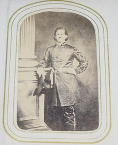 Brig. General Thomas Reade Rootes Cobb by Charleston Sells, via Flickr