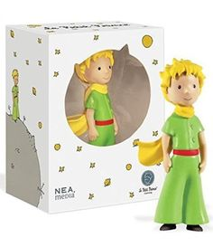 The Little Prince 4 Figurine (Le Petit Prince) by YOTTOY: Toys & Games