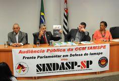 Balanço 2012 - Frente parlamentar luta por revitalização do Iamspe