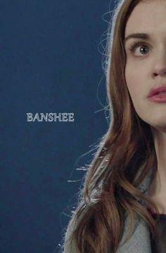 #Banshee #LydiaMartin #TeenWolf