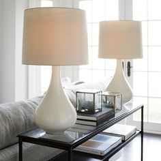 Kathryn Table Lamp | Crate and Barrel