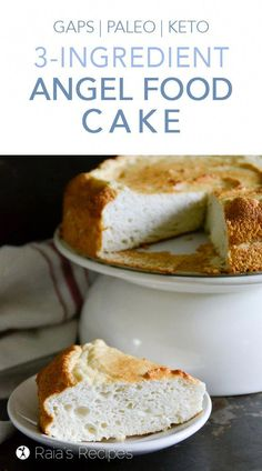 GAPS, Paleo & Keto Angel Food Cake You are in the right place about low carb Paleo Here we offer you the most beautiful pictures about the Paleo you are looking for. When you examine the GAPS, Paleo & Keto Angel Food Cake part of … Paleo Sweets, Low Carb Desserts, Healthy Desserts, Low Carb Recipes, Real Food Recipes, Dessert Recipes, Paleo Food, Paleo Diet, Diet Foods