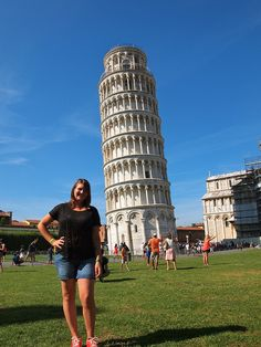 Leaning Tower of Pisa | Flickr - Photo Sharing!
