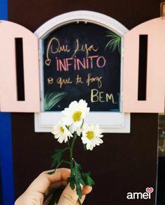 Trouxe flores para você. Uma sexta cheirosa cheia de amor 🌼✨ Bom dia 🍃 #lojaamei #flores #flor #margarida #paz #calma #ésextafeiraamor #bomdia