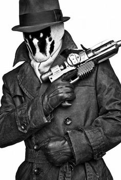 Rorschach - the nut job living in all of us