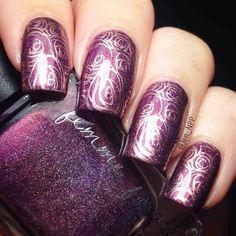 Instagram photo by jen_npp  #nail #nails #nailart