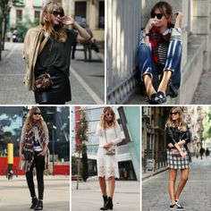 October Outfits
