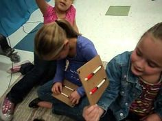 This video shows how to use #Rekenreks in a First Grade whole group lesson to have kids build number 15 in different ways.