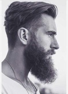 Short Side Casual Hairstyle Men