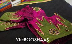 For enquiries and appointments call us on +91-99441-33022 and mail us your feedback on veebooshaas@gmail.com #designerblouses#sareeblousedesign
