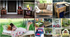 I'm not quite sure when exactly it happened, but the internet has exploded with thrifty reclaimed pallet projects and we DIYers are lapping them all up! What's so great about using pallet wood as material is that you can actually get it for free. Any store that has a garden center (like a...