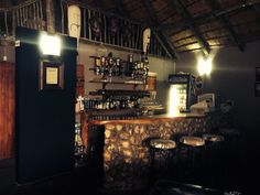 The pub in The Old Hatchery restaurant