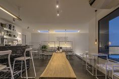 Hands and Heart Caféby AA+AThe Famous independent coffee shop in Bangkok, ThailandProject type: Town homeDesigner: Anatomy Architecture (AA+A) anatomyarchitecture.wordpress.comClient: Hands and Heart CafeLocation: 33 Sukhumvit 38 Alley, Khwaeng Phr…