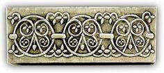 ArteyMetal: Caja joyero plumier floral 31