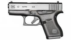 Gun Review: Glock 43 Pistol in 9mm