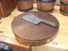 Hoi! Ik heb een geweldige listing gevonden op Etsy https://www.etsy.com/nl/listing/70352598/mesquite-wood-end-grain-cutting-board