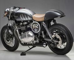 Triumph Thruxton 2007 By Analog Motorcycles