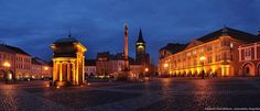 Jicin, the city of Duke Albrecht of Wallenstein