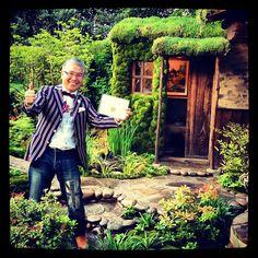 Ishihara-san and his Satoyama Life Garden: Japan touch at #rhschelsea