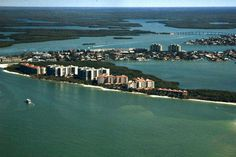 Marco Island Florida....as far south as you can get on the west coast of Florida until you hit the Keys.