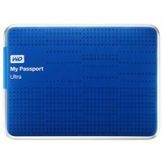 WD My Passport Ultra 1TB, Hard Disk Portatile Ultrasottile, USB 3.0, Backup Automatico e su Cloud, Nero: Amazon.it: Informatica