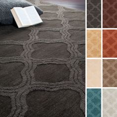 This one of a kind rug will be the perfect accessory to add that finishing touch to your decor. Whether you want a splash of color or a subtle accent, this area rug is the perfect choice.