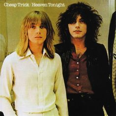 "Cheap Trick - Heaven Tonight, The only song I know from this album is ""Surrender"" Cheap Trick, Best Albums, Record Collection, Lp Vinyl, Vinyl Art, Vinyl Records, Music Albums, Clip, Album Covers"