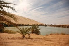 Dune Lakes to the Niger Border