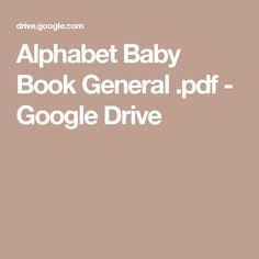 Alphabet Baby Book General .pdf - Google Drive