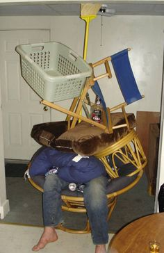 Why you should never pass out at a party.