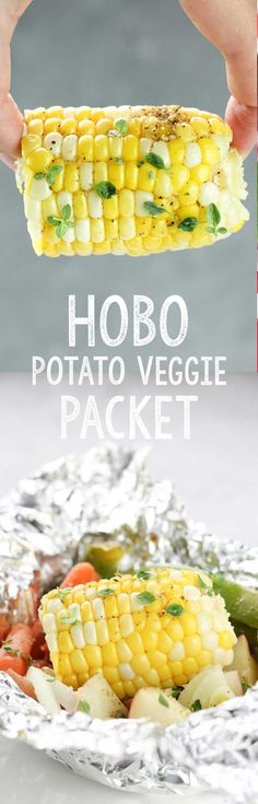 Hobo Potato Veggie Packets - Eazy Peazy Mealz. >>> See even more at the picture