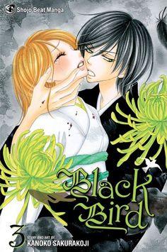 Black Bird, Vol. 3, 2010 The New York Times Best Sellers Manga Graphic Books winner, Kanoko Sakurakoji #NYTime #GoodReads #Books