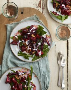 Purple Carrot Salad - William Brinson