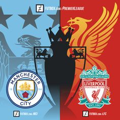 Liverpool Fc, Manchester City, Premier League, Portal, Football, Movie Posters, Movies, Art, Hs Football