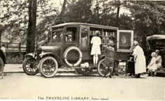 photos library brooklyn 1950 | Staten Island, New York bookmobile courtesy www.libraryhistorybuff.com ...
