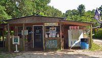 George and Pink Vegetable Stand (Edisto Island, SC). - US 17 Coastal Highway