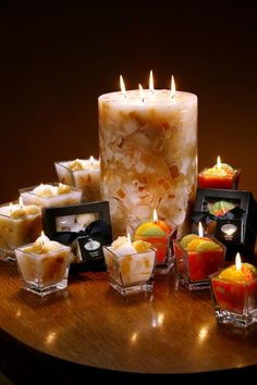 I LOVE SCENTED CANDLES! Ann's Candles are no longer available but these candles were awesome! Mason Jar Candles, Scented Candles, Homemade Candles, Beautiful Candles, Best Candles, Candle Making At Home, Fragrant Candles, Jar Lights, Lewis Furniture