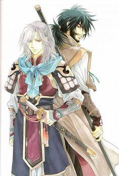 The Story of Saiunkoku Anime Guys, Manga Anime, Anime Art, Saiunkoku Monogatari, Japanese Novels, Anime Recommendations, Natsume Yuujinchou, Japanese Illustration, L5r