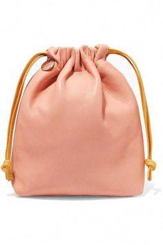 f5e0b4bcd5c8 On sale at Net-a-Porter  Clare V textured leather pouch purse