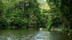 El Otro Lado: Take advantage of the lush natural surroundings with an early morning kayak ride.