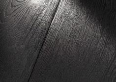 Zilva by Eric Kuster - Pearl Black Oak Utrecht, Wooden Flooring, Designer Collection, Pearl, Studio, Black, Home, Wood Flooring, Parquetry