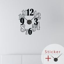 1000+ images about Galerie Stickers Horloge / Wall Decals Clock ...