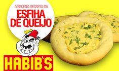 Aprenda a fazer a Esfiha de Queijo do Habbibs (0% Lactose • Vegan • Supe...