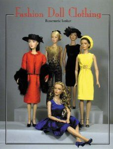 Fashion Doll Clothing: Rosemarie Ionker