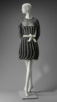 1992 Womans dress, Arnold Scaasi from the Museum of Fine Arts, Boston