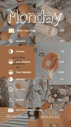 camera effects,photo filters,camera settings,photo editing Photography Filters, Photography Editing, Photo Instagram, Instagram Feed, Old Dress, Fotografia Vsco, Vsco Hacks, Best Vsco Filters, Vsco Themes