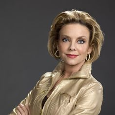 Young and the Restless Cast 2013 | Judith Chapman as Gloria (mother of Michael Baldwin & Kevin Fisher).