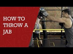 How to throw a jab diy channel youtube