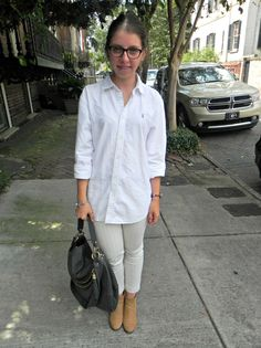 My thoughts on wearing white after Labor Day on the blog! :: http://styleandspices.wordpress.com/2013/09/07/white-after-labor-day/