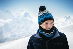 0658a9e114ac9 Buff Danke Knitted Mens Hat with Pom – buy Buff Knit for all the family at  Little Skiers.